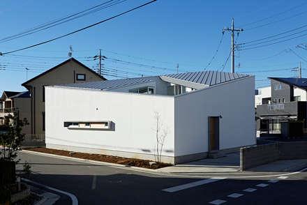 東本町の家: arc-dが手掛けた家です。