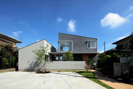 玉村の家: arc-dが手掛けた家です。