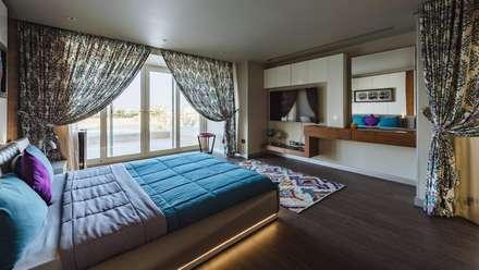 غرفة نوم تنفيذ Hany Saad Innovations