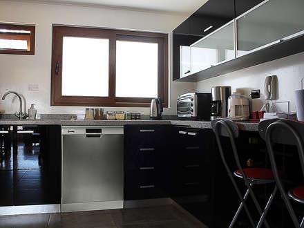 Remodelación Casa Lazo: Cocinas de estilo moderno por ARCOP Arquitectura & Construcción