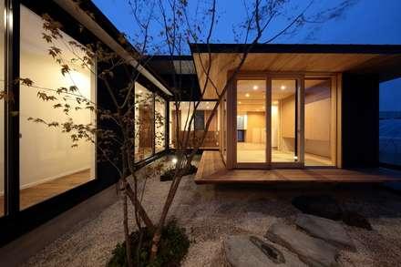 Zen garden by TEKTON | テクトン建築設計事務所
