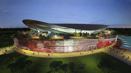 ARQUITECTURA: Estadios de estilo  de AMUSEMENT LOGIC S.L.