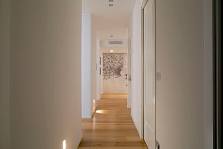 perfect fit: Ingresso & Corridoio in stile  di studio ferlazzo natoli