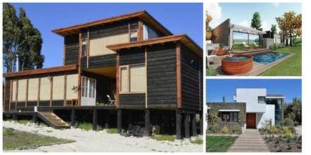: moderne Häuser von press profile homify