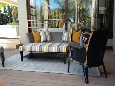 Morningside Residence:  Patios by CKW Lifestyle