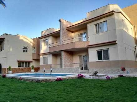واجهة بحرية:  منزل عائلي صغير تنفيذ New Home Architecture