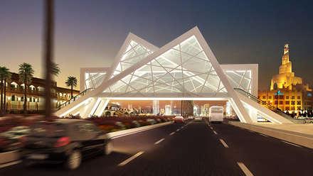 INGENIERÍA: Aeropuertos de estilo  de AMUSEMENT LOGIC S.L.