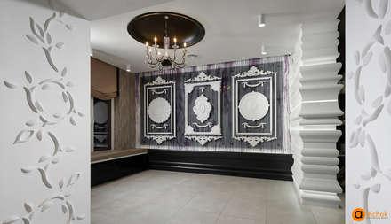 Лепнина в дизайне интерьера : Коммерческие помещения в . Автор – Art-i-Chok