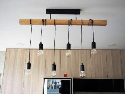 Pequenos pormenores de uma grande casa.: Cozinhas modernas por Lethes House