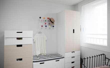 어린이용 침실 인테리어 디자인 & 아이디어  homify