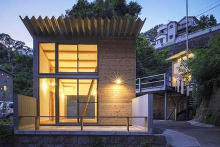 禅昌寺ガレージ: 設計組織アルキメラ 一級建築士事務所 が手掛けた家です。
