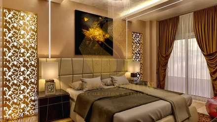 غرفة نوم تنفيذ Smart Design