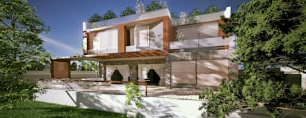 فيلا تنفيذ Saif Mourad Creations
