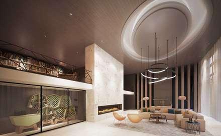 Design de Interiores - Wine Design: Adegas modernas por Volo Vinis