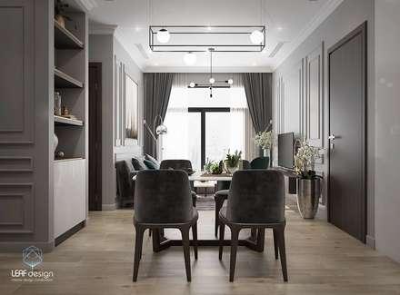 MASTERI THẢO ĐIỀN, D2:  Phòng ăn by LEAF Design