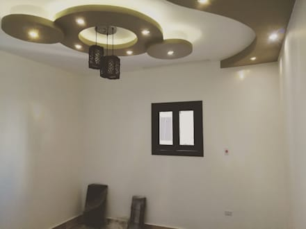 Mr. Taha's Apartment:  غرفة الاطفال تنفيذ Etihad Constructio & Decor