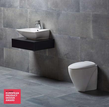 Ege Vitrifiye  – Premium Ürünler: minimal tarz tarz Banyo