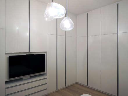 Camera da letto moderna idee ispirazioni homify for Ginardi arredamenti