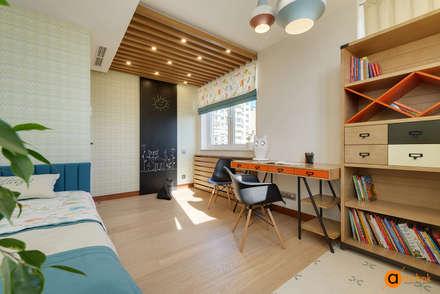 غرفة نوم بنات تنفيذ Art-i-Chok