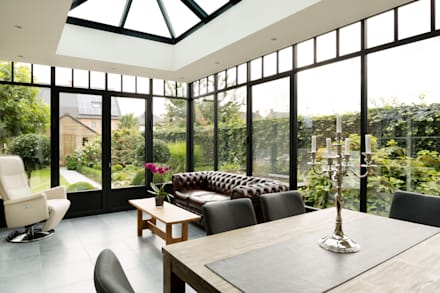 country Conservatory by Verandaland Perfecta