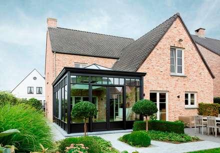Huis design idee n inspiratie en foto 39 s homify for Huizen stijlen