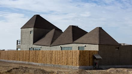 Passive house by Lores STUDIO. arquitectos