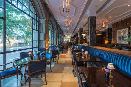 The Gunawarman:  Restoran by ARCHID