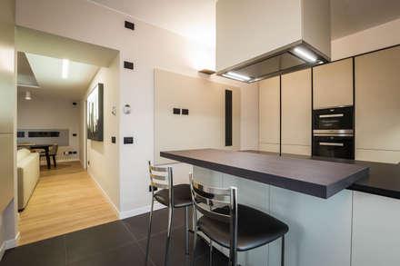 مطبخ تنفيذ ADIdesign*  studio