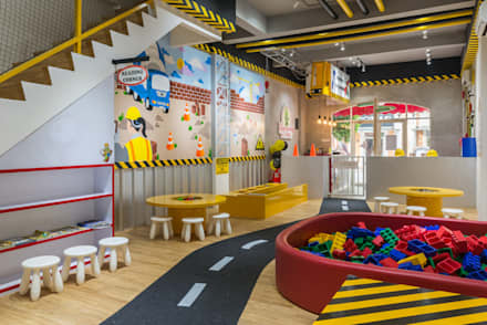 Engineering for Kids:  Sekolah by ARCHID