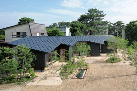 Roof by 池田雪絵大野俊治 一級建築士事務所