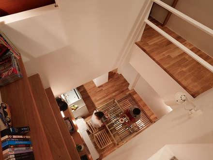 神戸の小さな家 / Tiny House in Kobe: 藤原・室 建築設計事務所が手掛けたダイニングです。