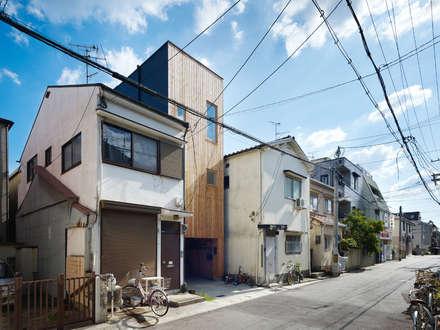 神戸の小さな家 / Tiny House in Kobe: 藤原・室 建築設計事務所が手掛けた家です。