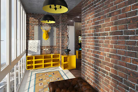 Спальня: Спальни в . Автор – Diveev_studio#ZI