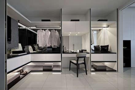 奇承威設計事業의  드레스 룸
