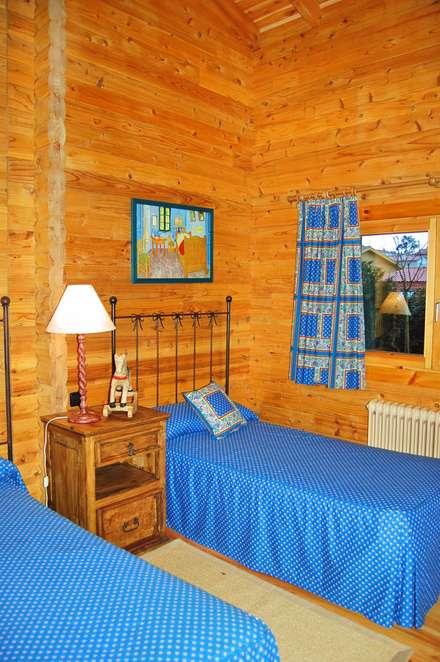 Спальни для мальчиков в . Автор – Rusticasa