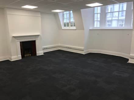 Grade 1 Listed Building Refurbishment, Birmingham:  Office buildings by Gr8 Interiors