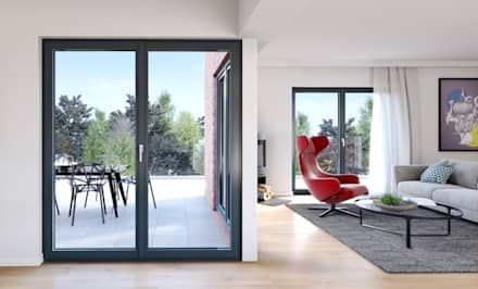 uPVC windows by Oknoplast