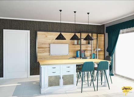 Tủ bếp by Öykü İç Mimarlık