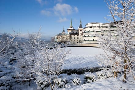 The Dolder Grand Winter:  Villas by The Dolder Grand