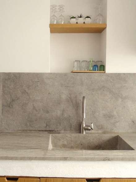 Muebles de cocinas de estilo  por B.A-Studio
