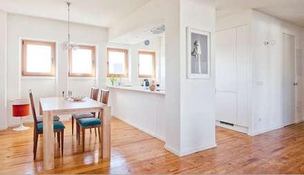 PASTEUR 07: Cozinhas modernas por moi-ark