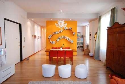 Sala da pranzo idee immagini e decorazione homify - Case colorate interni ...