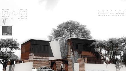 HOUSE OF SEASONS:  Single family home by GREENcanopy innovations