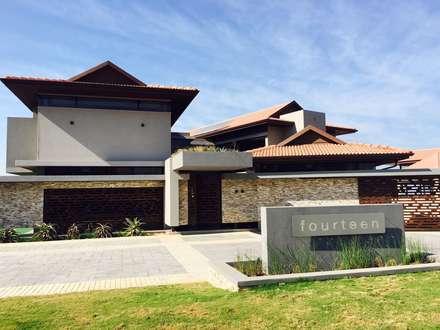 Izinga Park, Umhlanga :  Multi-Family house by Urban Create Design Interiors