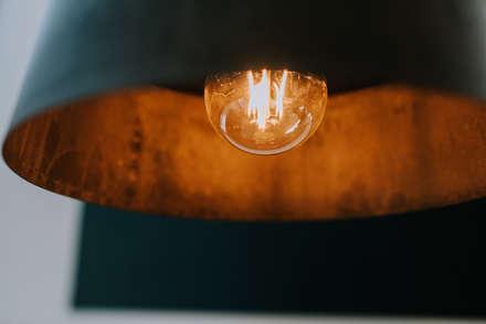 Bistro La Vie - Vintage-Lampe:  Gastronomie von Wagner Möbel Manufaktur