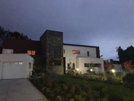 Blockhaus von Constructora Patagonia Sustentable