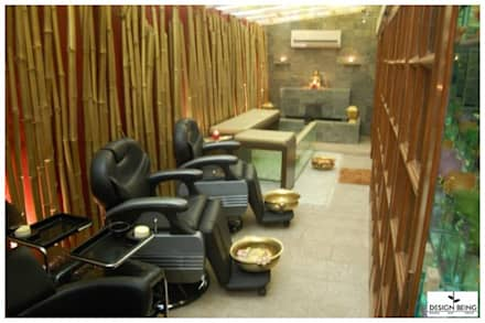 Bambooo Tree Spa:  Commercial Spaces by Design Being