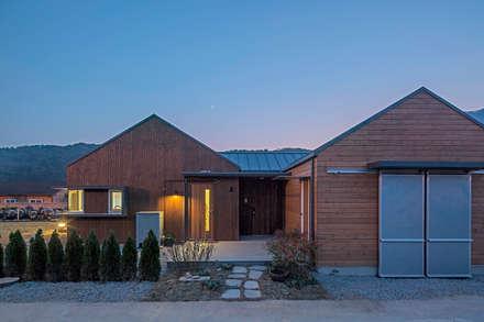 수류헌 隨遛軒: 건축사사무소 이인집단의  주택