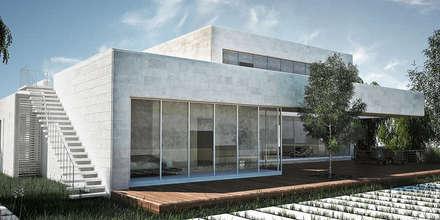 فيلا تنفيذ Uraiqat Architects