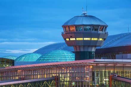 機場 by Hazan Mimarlık